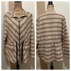 Zenergy By Chico's Women's Jacket Top Size 3 XL